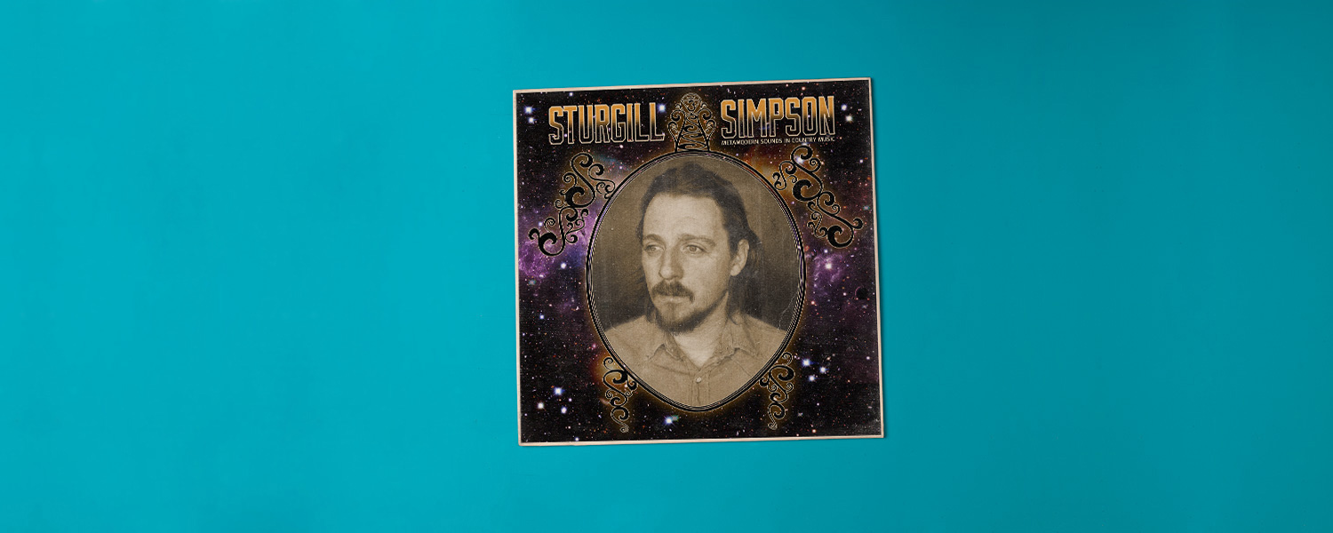 Sturgill Simpson «Metamodern Sounds In Country Music»