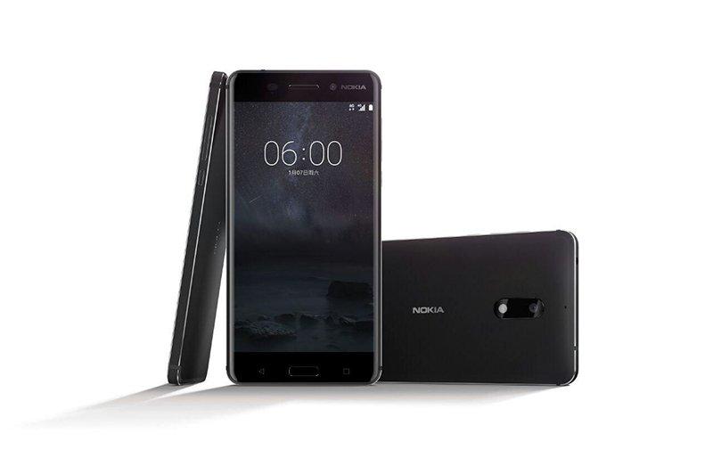 Нокиа показала свой 1-ый Android-смартфон