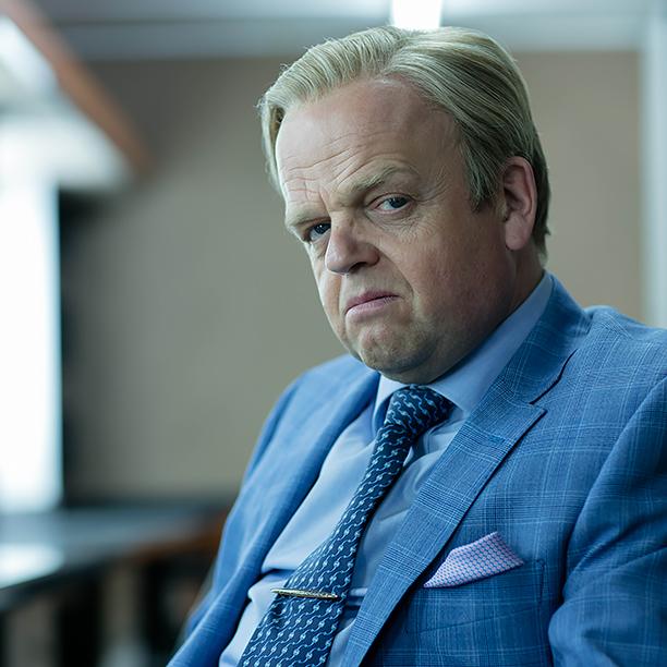 Калвертон Смит, новый главный злодей сериала