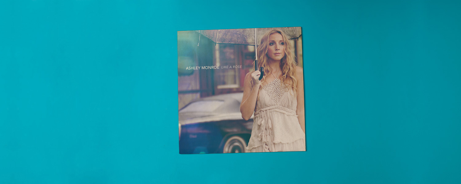 Ashley Monroe «Like a Rose»