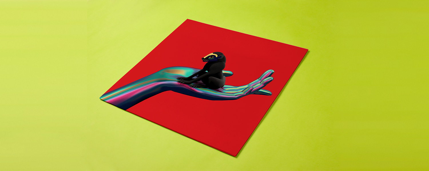 SBTRKT «Wonder Where We Land»