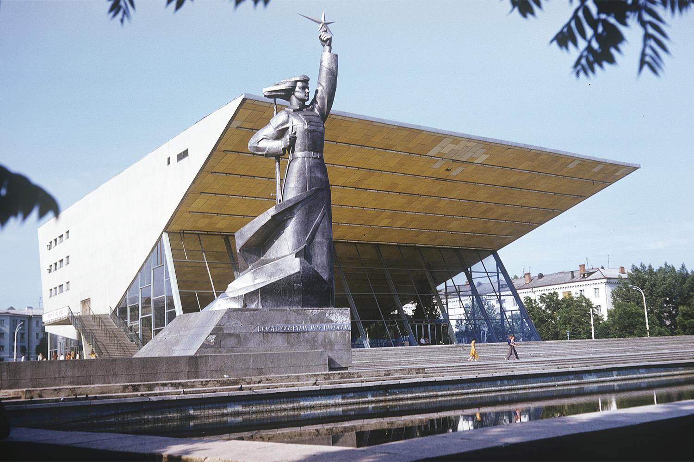 От кафе в Паланге до плана Зеленограда: 12 величайших проектов модернизма в СССР