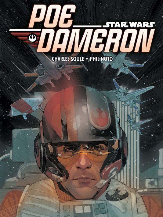 Обложка комикса «Звездные войны: По Дэмерон»