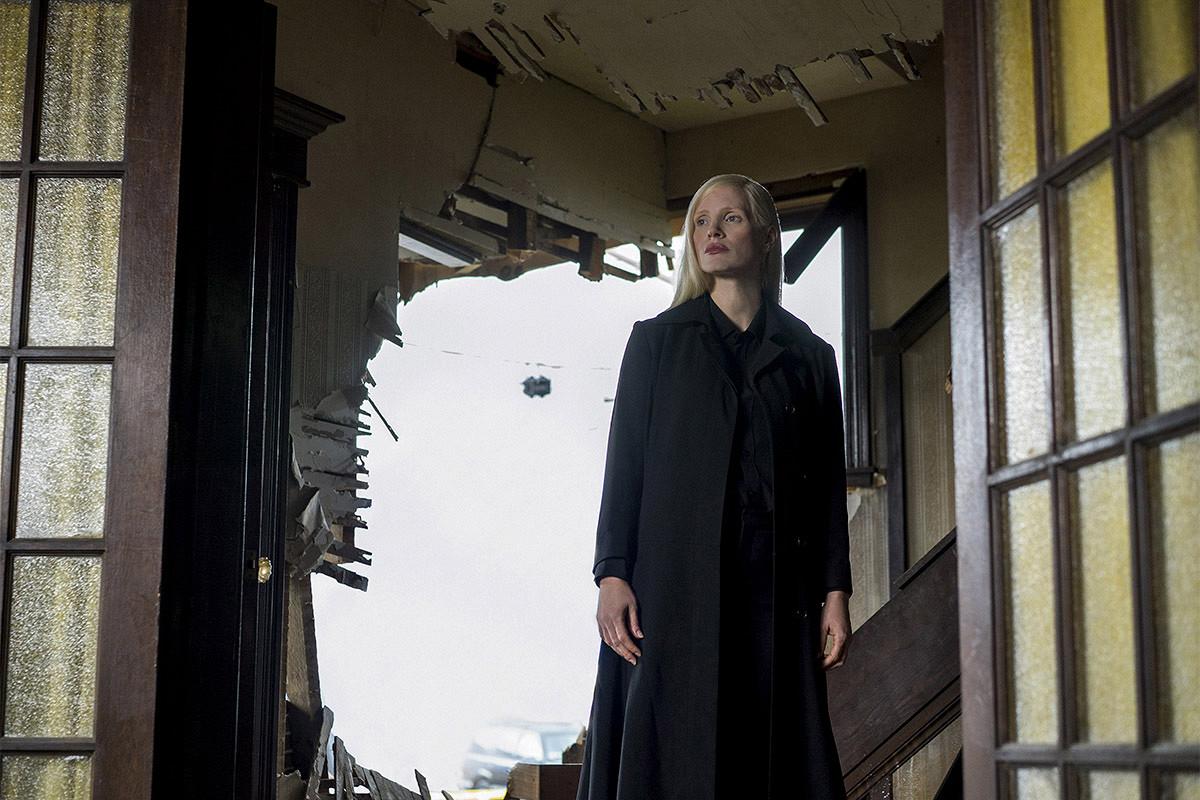 Джессика Честейн играет в «Темном Фениксе» злодейку, имя которой долгое время держалось в секрете