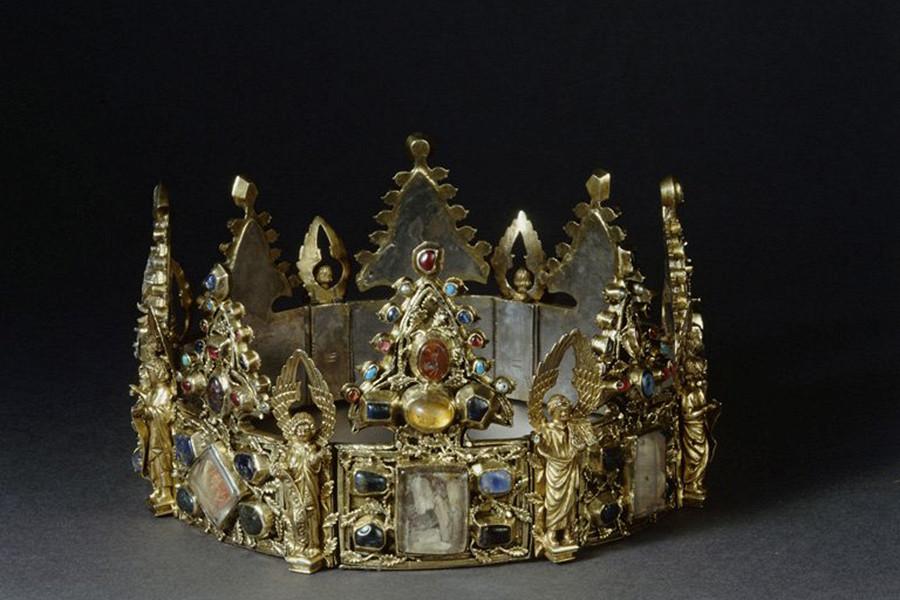 Вмузеях Московского Кремля пройдет выставка шедевров готического искусства Франции