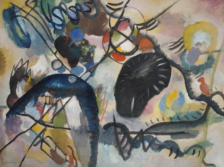 ВРусском музее покажут ретроспективную выставку Василия Кандинского