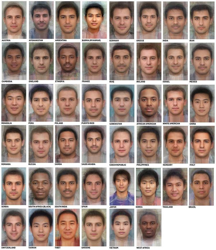 Особенности формы членов по национальности фото Вашем