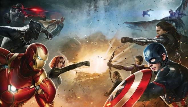 «Первый мститель: Противостояние»— лидер русского кинопроката