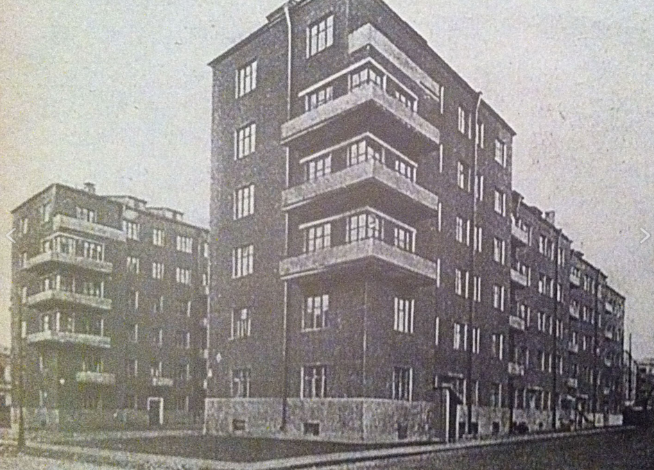 Архивная фотография комплекса