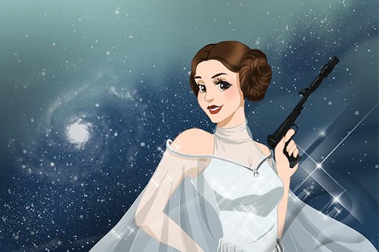 Умершую принцессу Лею хотят оживить для свежей части «Звездных войн»