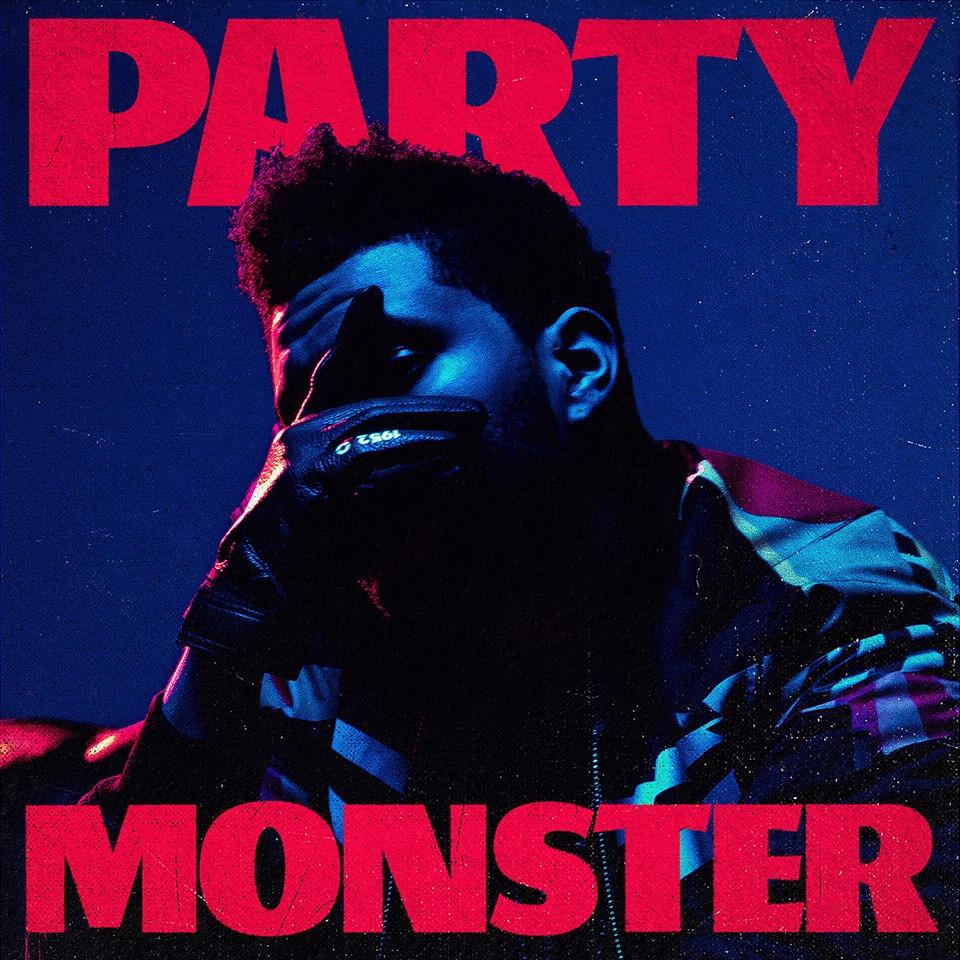 Обложка сингла «Party Monster»