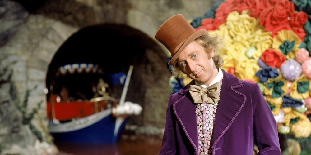 Кадр изфильма Мела Стюарта «Вилли Вонка ишоколадная фабрика» (1971)