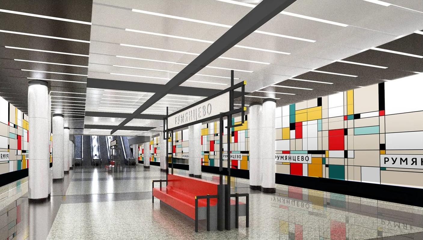 Архитектурный проект станции