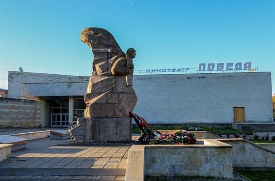 Фото кинотеатр Победа (Гатчина)