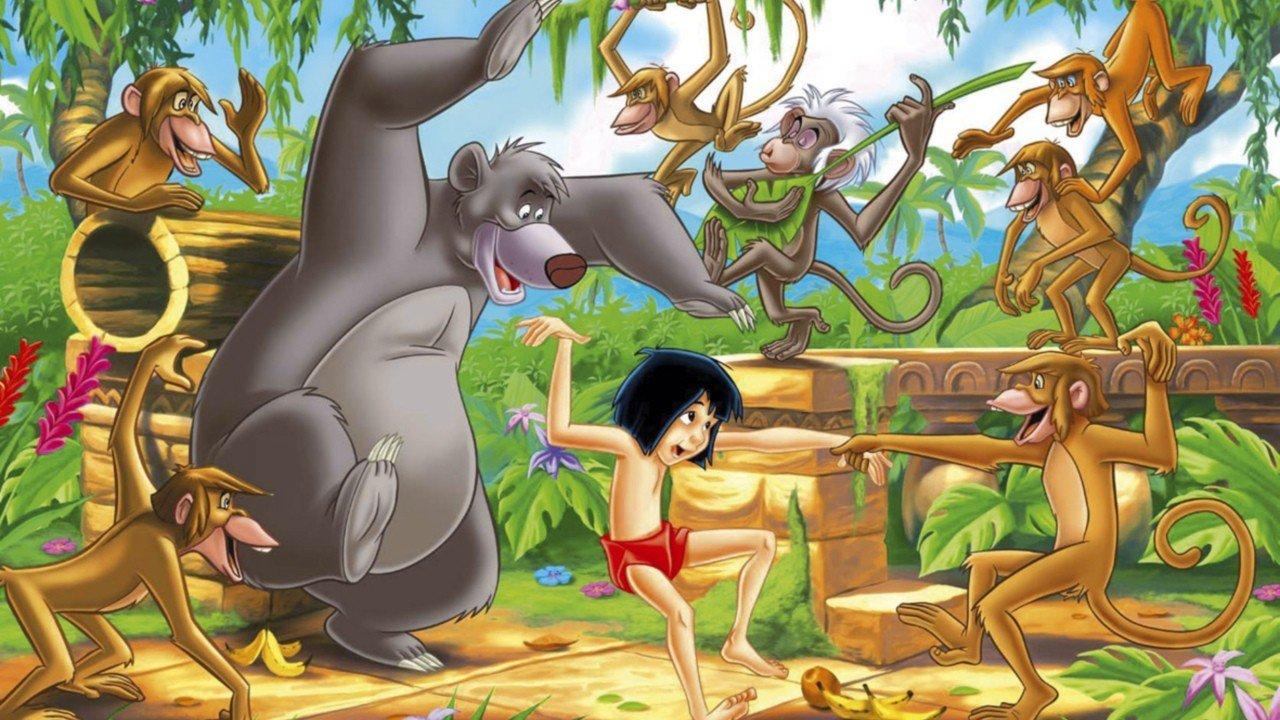 Книга джунглей смотреть фото
