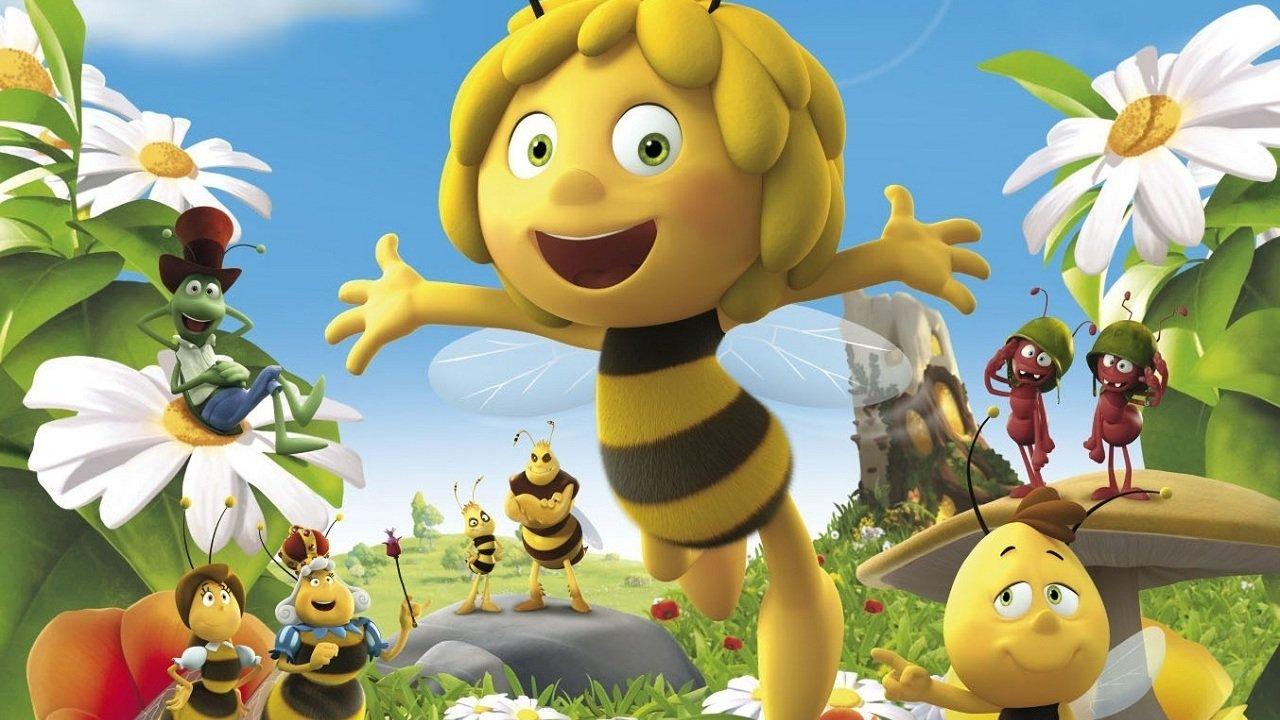 Пчелка Майя смотреть фото