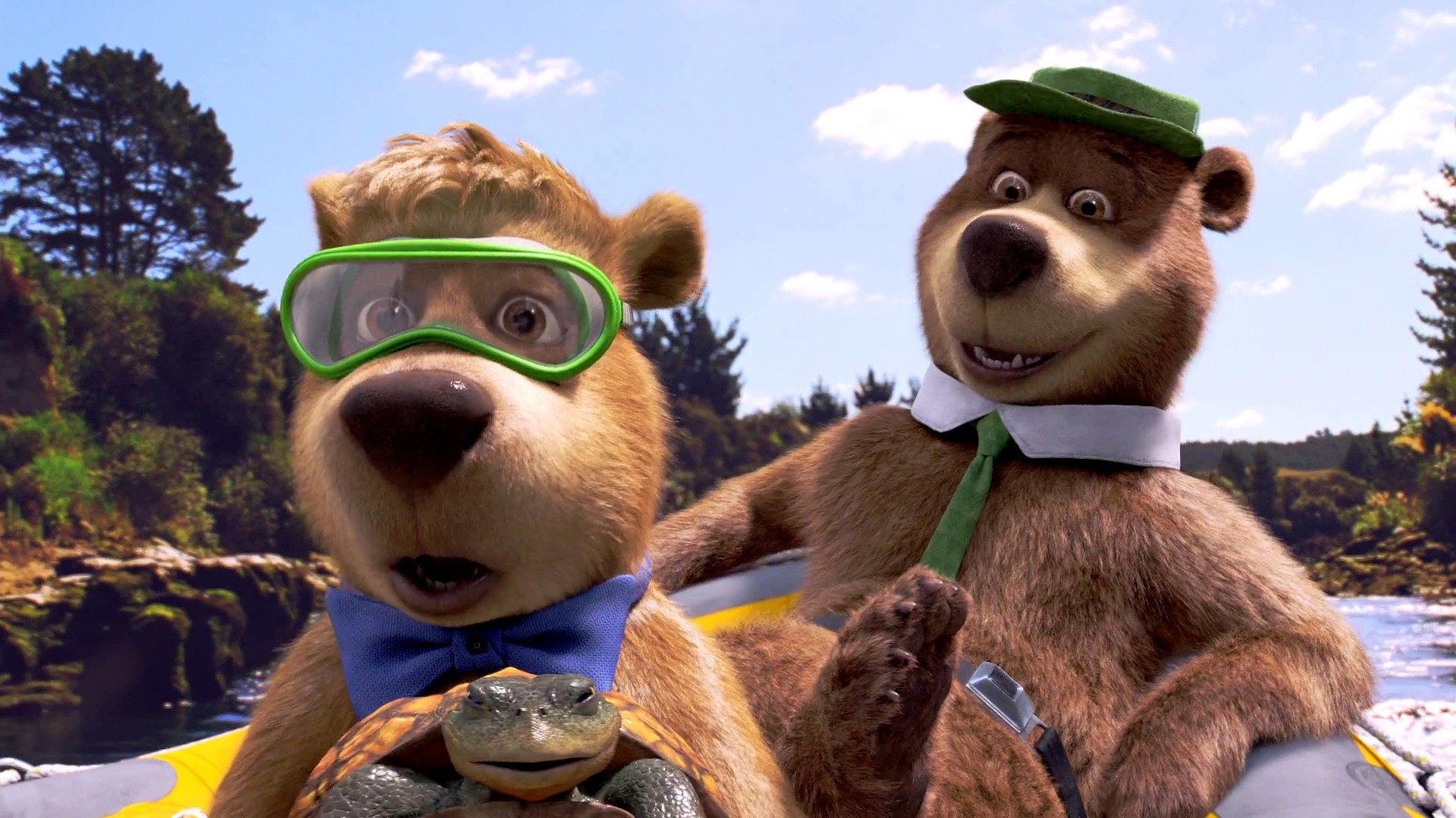 Медведь Йоги смотреть фото