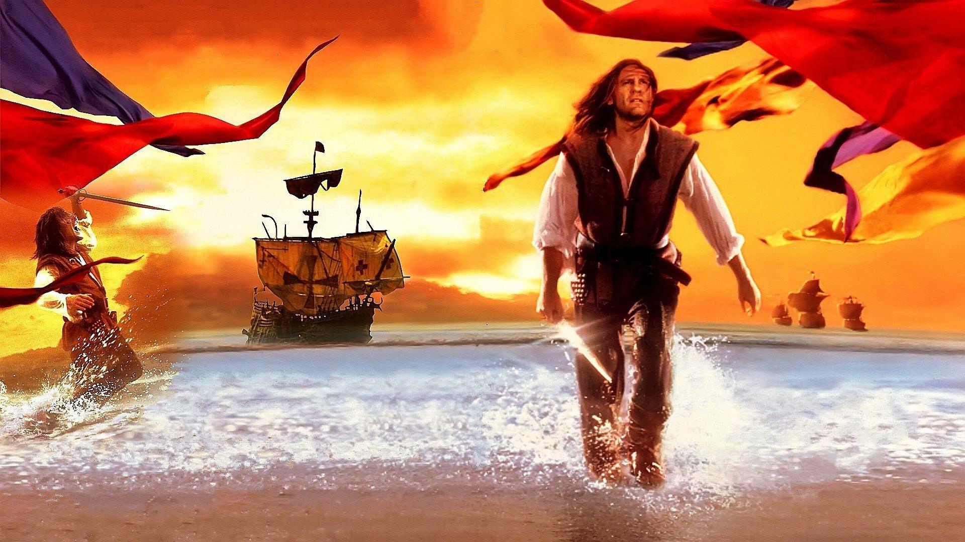 1492: Завоевание рая смотреть фото