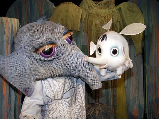 Сказки про слона Хортона смотреть фото