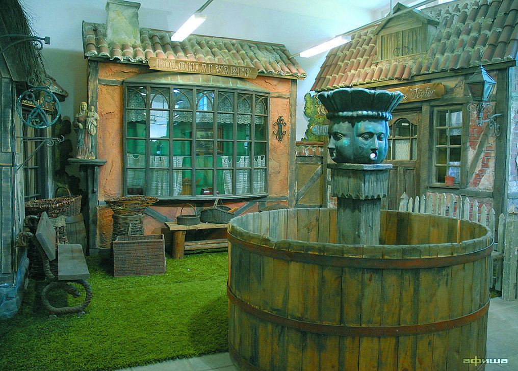 Фото музей «Мосфильма»
