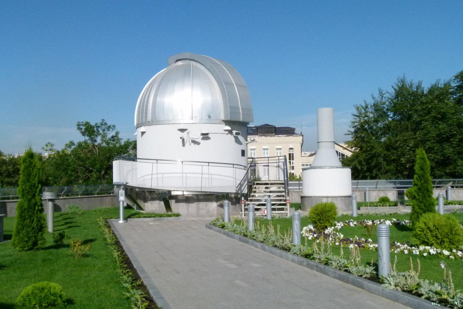 Фото планетарий