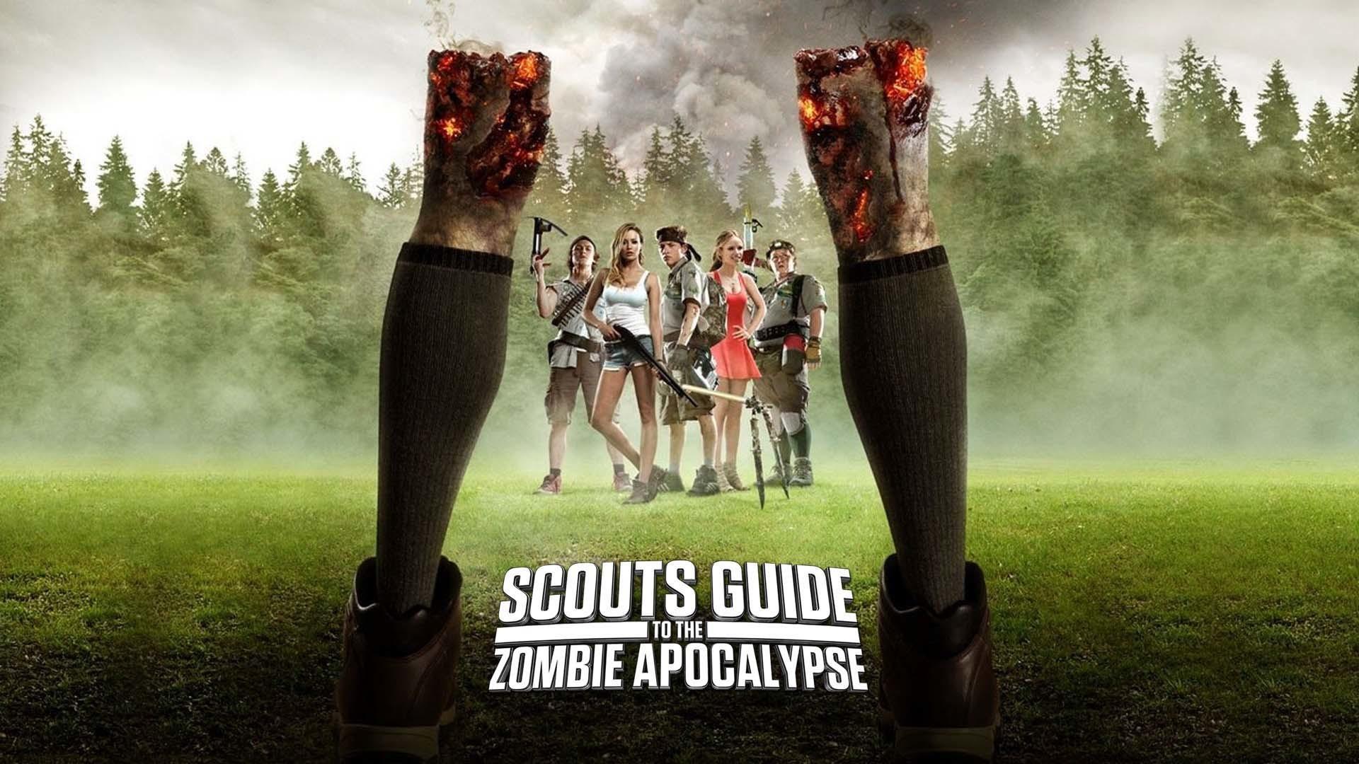 Скауты против зомби смотреть фото