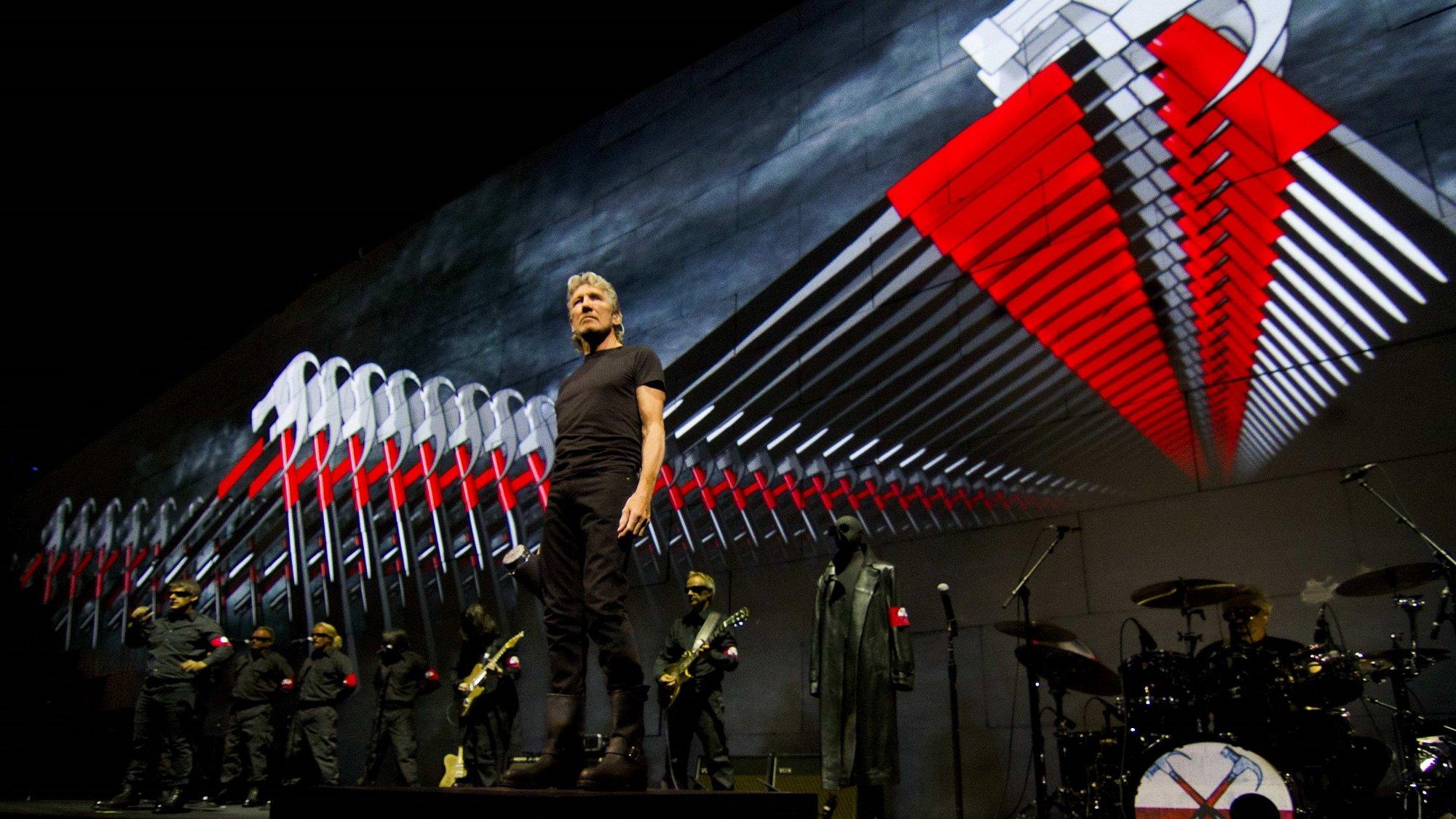 Roger Waters the Wall смотреть фото