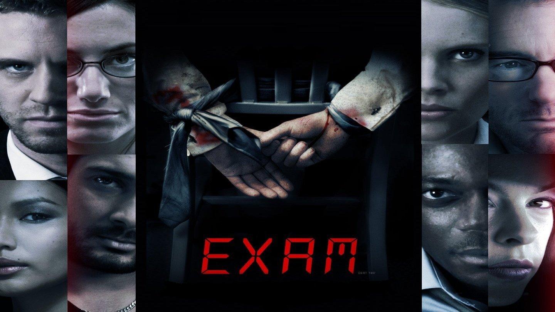 Экзамен смотреть фото