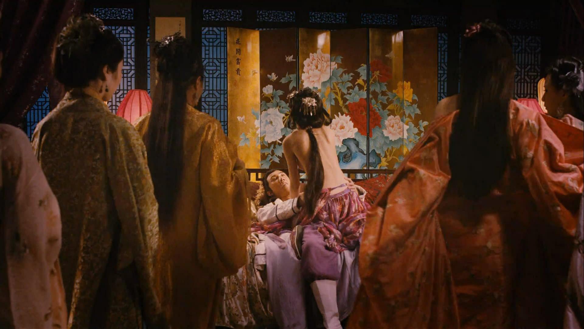 Секс и дзен азиатская любовь 3d трейлер
