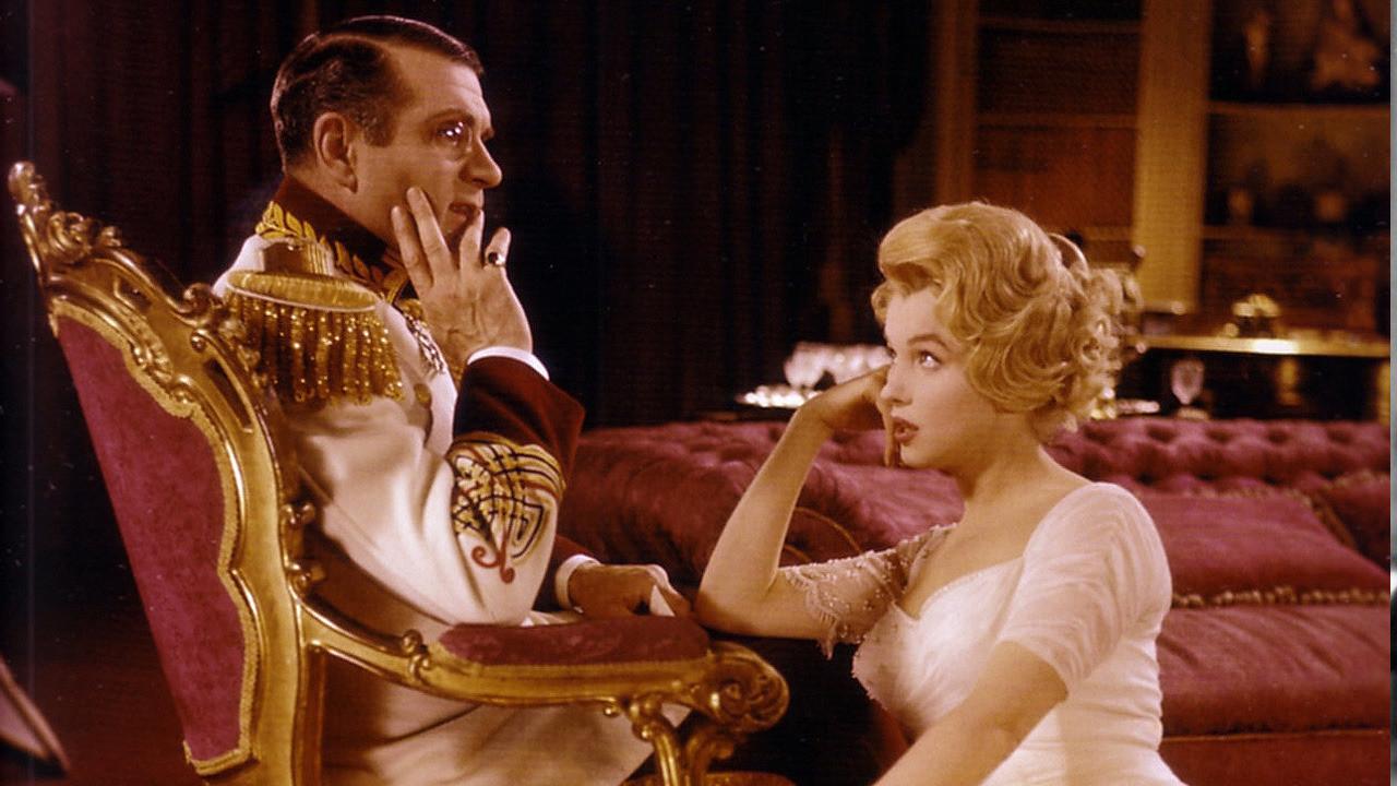 Принц и танцовщица смотреть фото