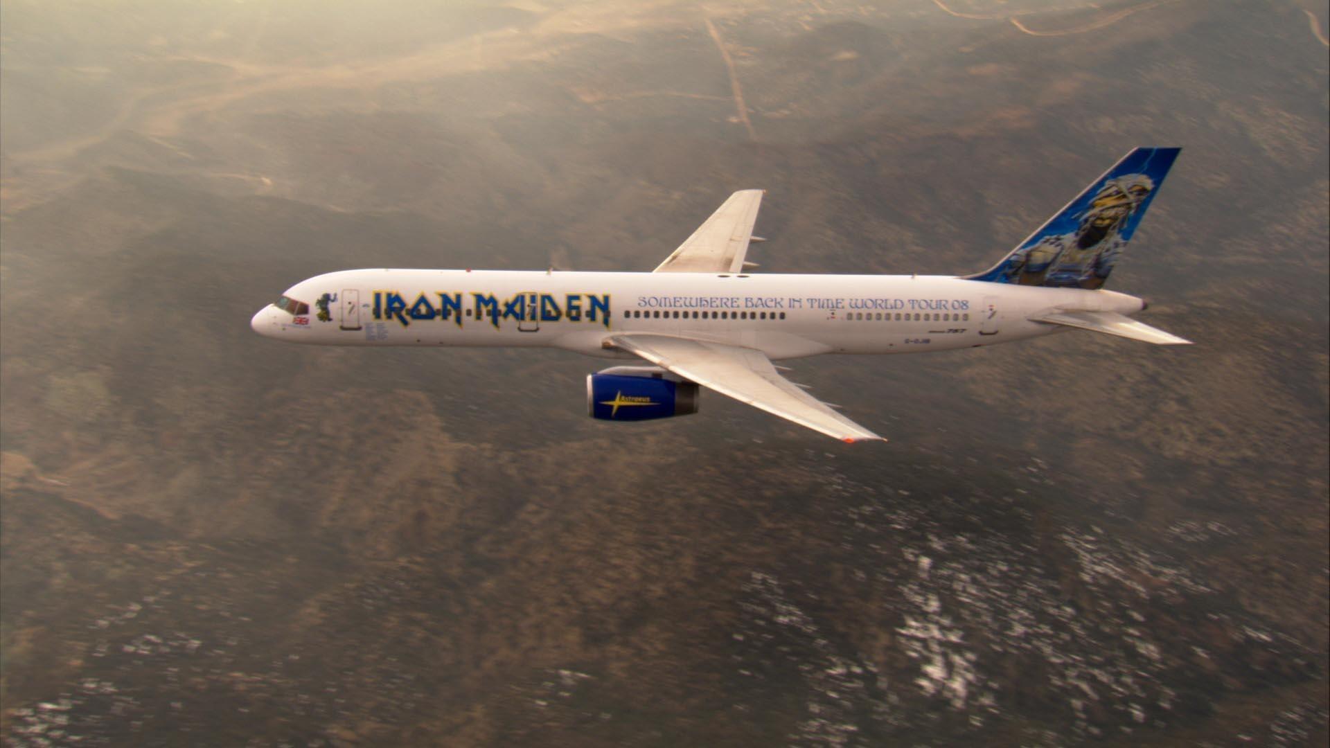 Iron Maiden: Flight 666 смотреть фото