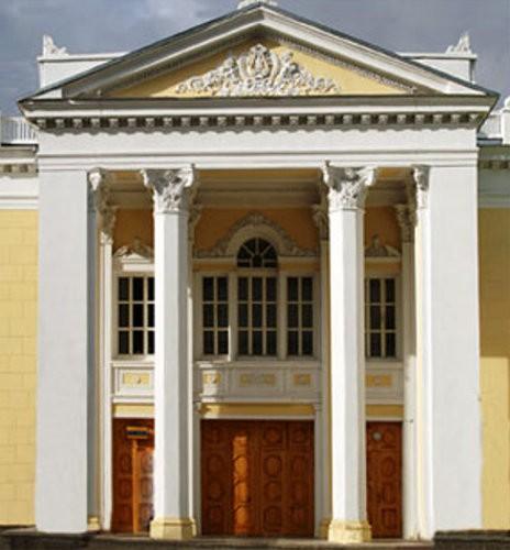 Фото ставропольская филармония