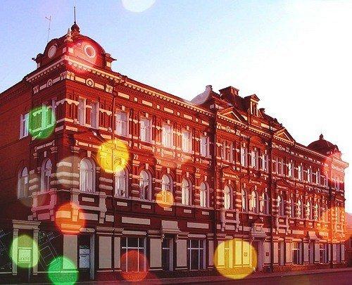 Фото томский художественный музей
