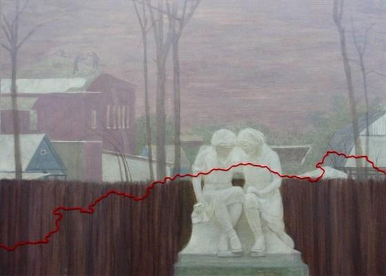 Выставка произведений стажеров творческих мастерских Российской академии художеств смотреть фото