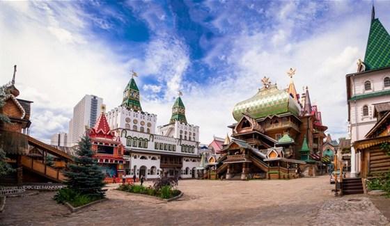 Фото кремль в Измайлово