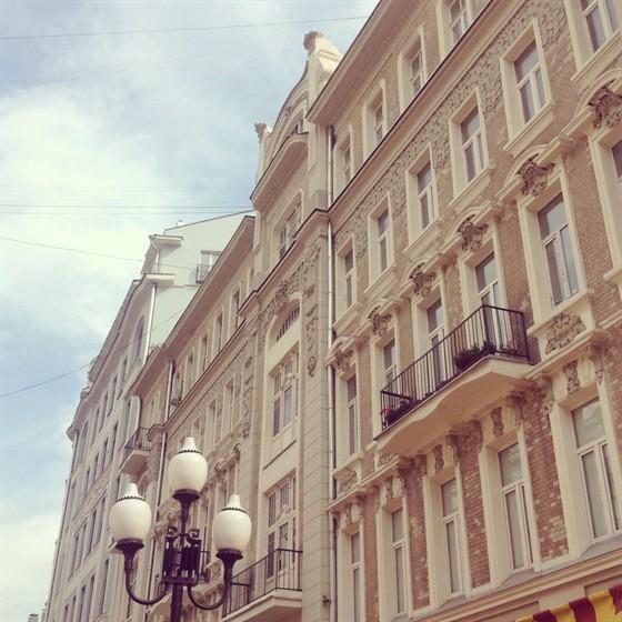 Фото улица Арбат