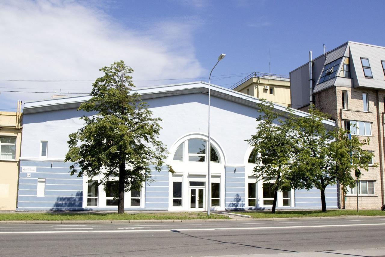 Фото выставочный зал Гагарин