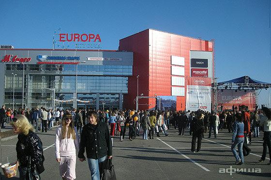 Фото синема Парк Европа Сити Молл