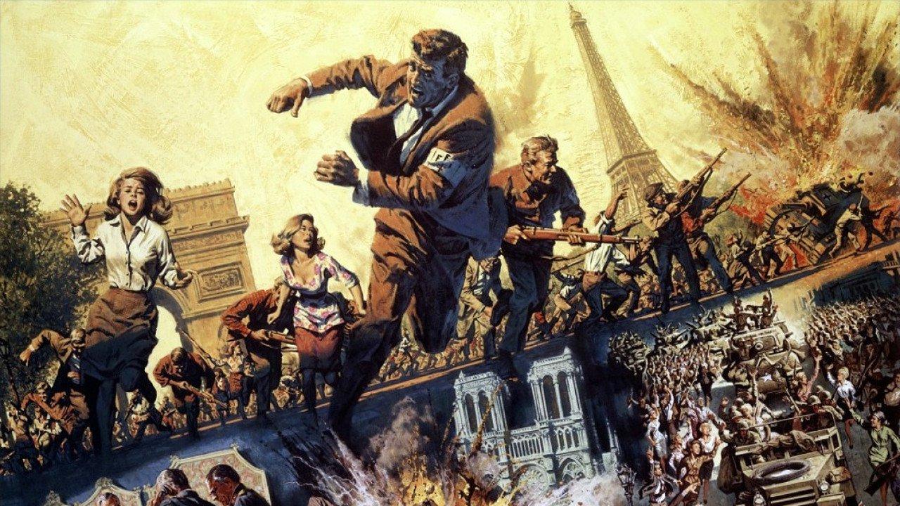 Горит ли Париж? смотреть фото