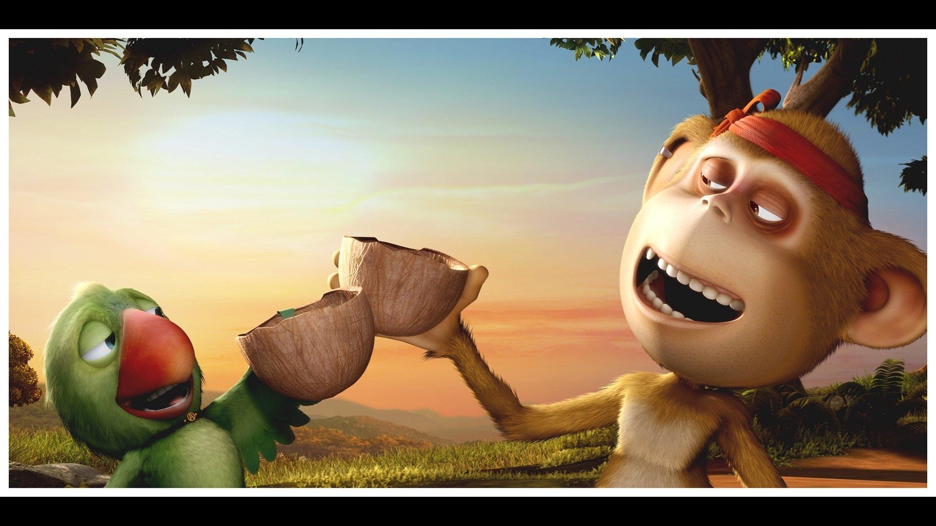 Братва из джунглей смотреть фото