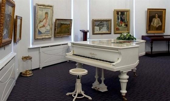 Фото музейно-выставочный центр «Петербургский художник»
