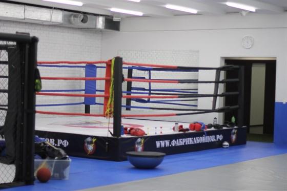 Фото фабрика бойцов