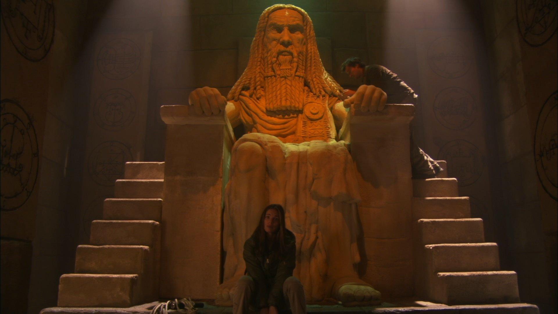 Библиотекарь-2: Возвращение в копи Царя Соломона смотреть фото