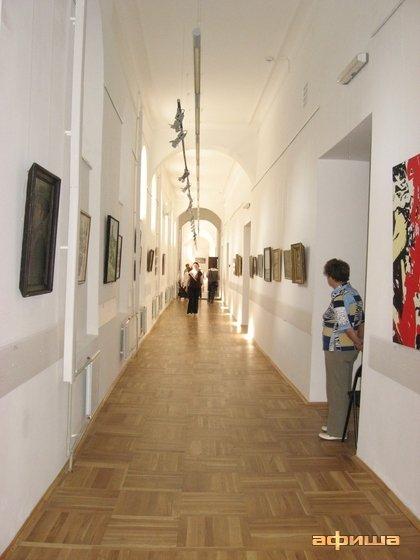 Фото выставочный зал Нижегородский выставочный комплекс