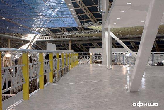 Фото выставочный зал T-Modul