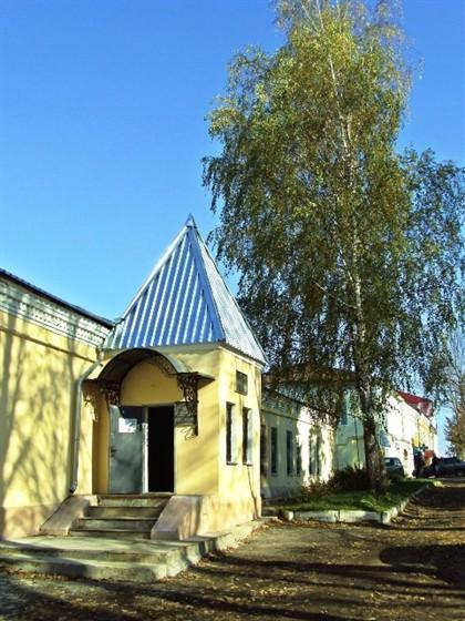 Фото боровский историко-краеведческий музей