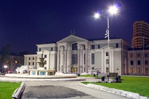 Фото концертный зал ДК им. Солдатова