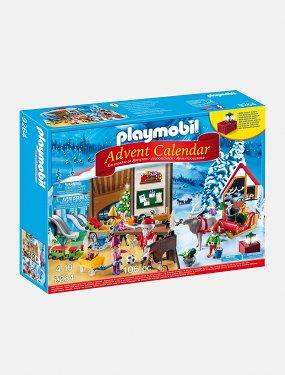 PlayMobil «Мастерская Санта Клауса»