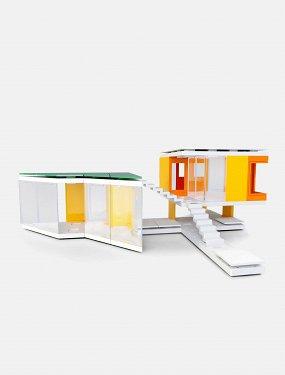 Архитектурный набор Mini Modern Colours 2.0
