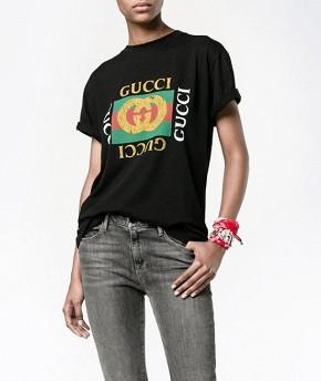 ... Футболка Gucci под названием Fake Gucci, ... 0ac13db6141